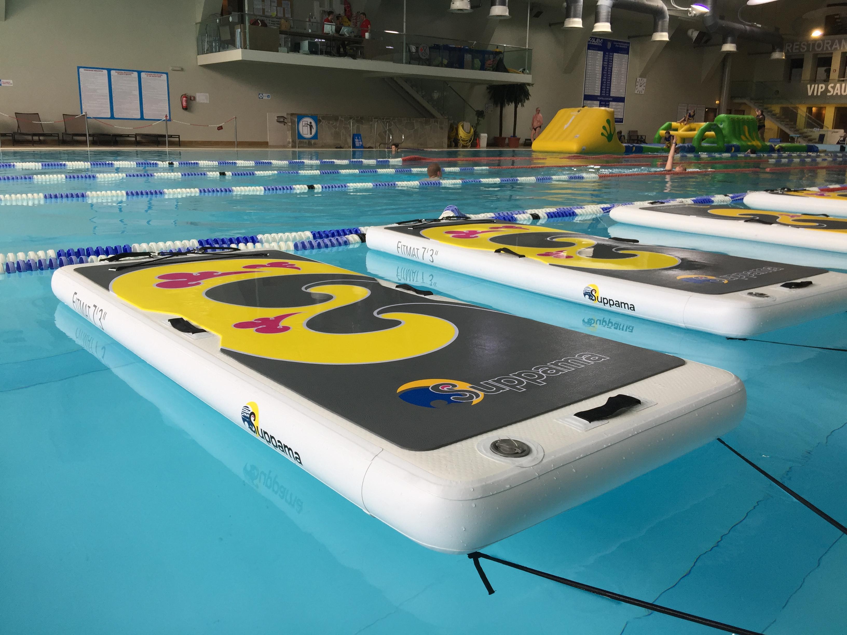 Suppama Fitmat – Floating Fitness Training Platform